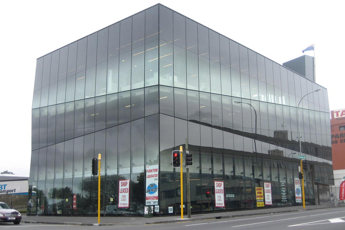 Anvil Building