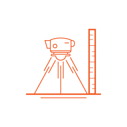 Survey Engineering Icon